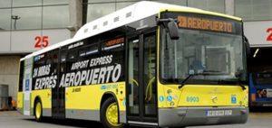 Autobús Exprés Madrid