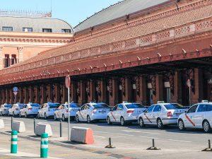 Parada Taxis Atocha
