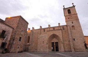 Concatedral Cáceres