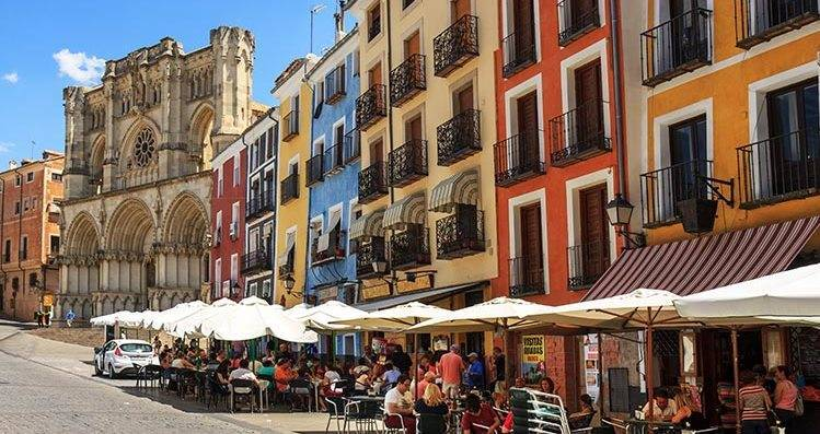 Comer en Cuenca