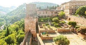 Lugares para visitar Alhambra
