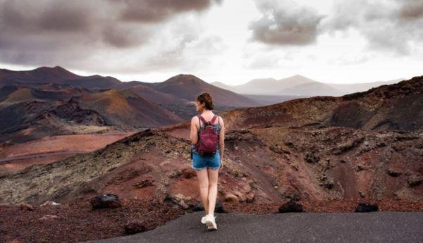 Ruta de los Volcanes en Timanfaya