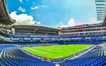 Santiago Bernabéu Stadium Tour Ticket