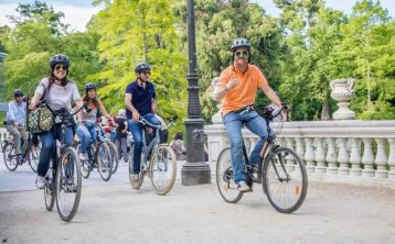 Tour en bicicleta Madrid Imprescindible
