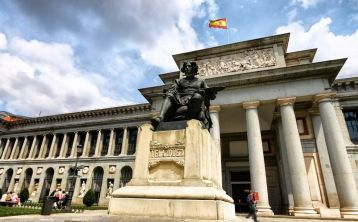 Prado Museum Guided Tour in Small Group