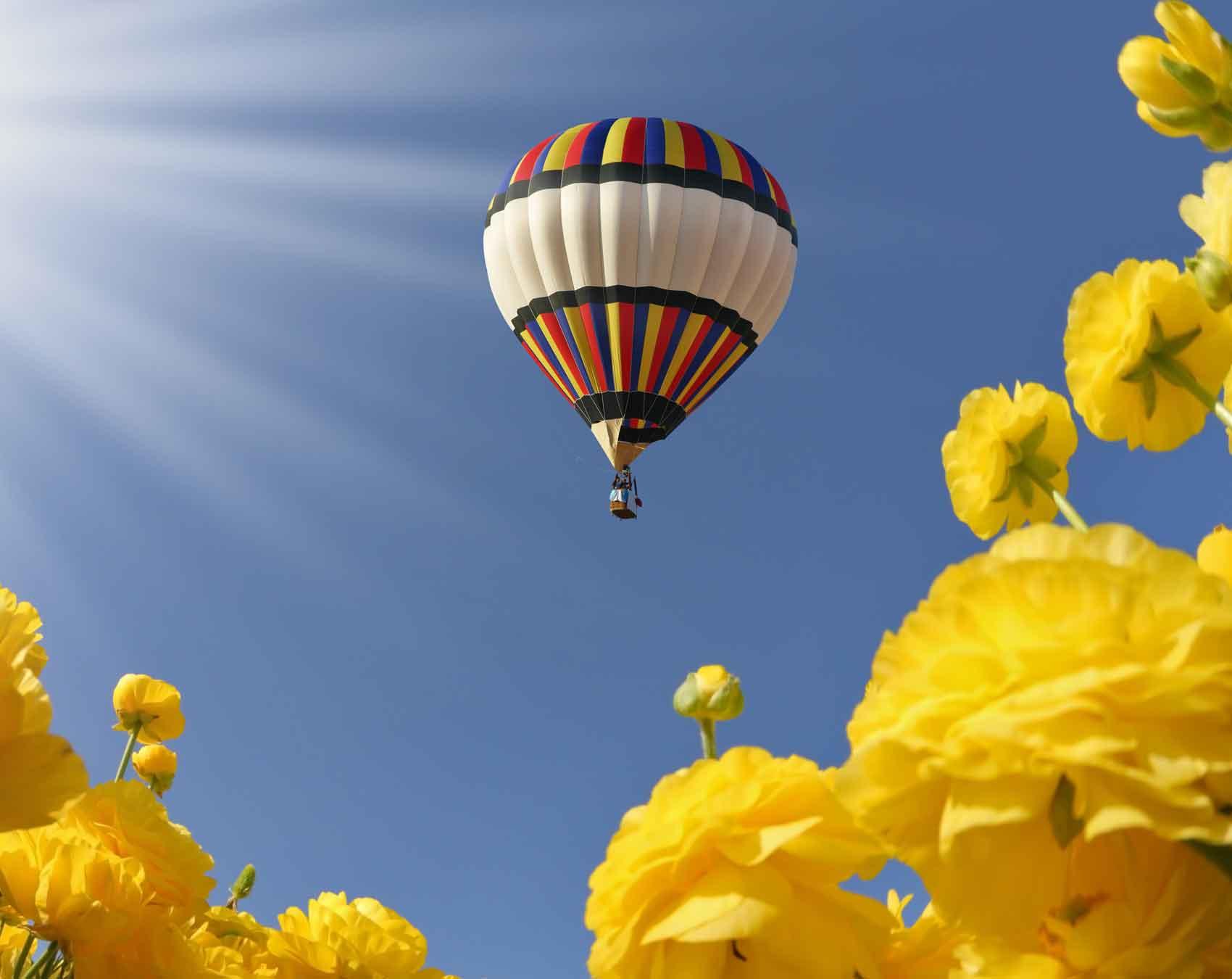 Paseo en globo valencia vuelo en globo sobre mallorca - Paseo en globo valencia ...