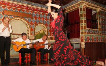 Flamenco Masterclass & Flamenco Show in Madrid