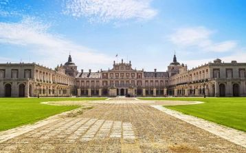 Royal Site of Aranjuez Tour from Madrid