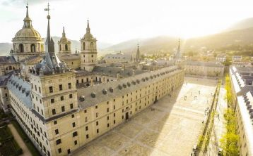 El Escorial and Valley of The Fallen Tour