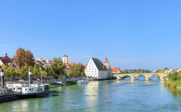 Excursión a Ratisbona desde Múnich