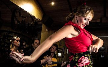 Espectáculo flamenco en Cádiz: Tablao La Cava