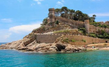 Costa Brava Full Day Tour from Barcelona: Lloret & Tossa de Mar