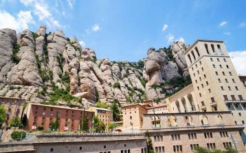 Monastery of Monserrat half day tour from Barcelona