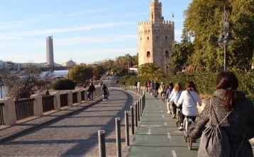 Tour de 3 horas en bicicleta por Sevilla