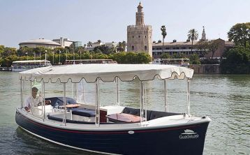 Seville: Guadalquivir River Ecological Cruise Ticket
