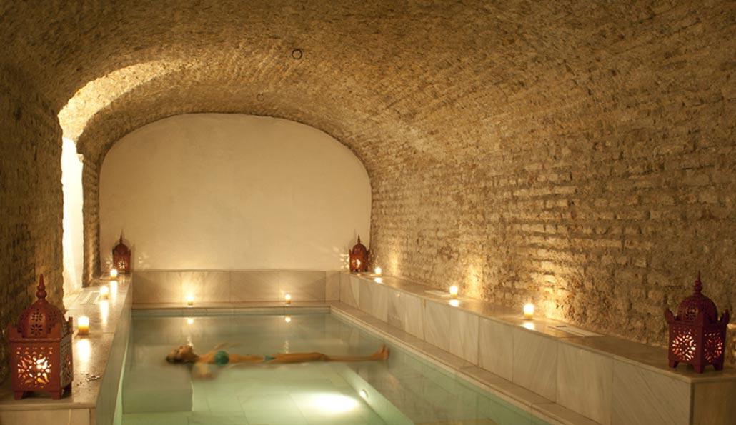Aire de SevillaAire de Sevilla Arab Baths   Nattivus. Aire Baths Spain. Home Design Ideas