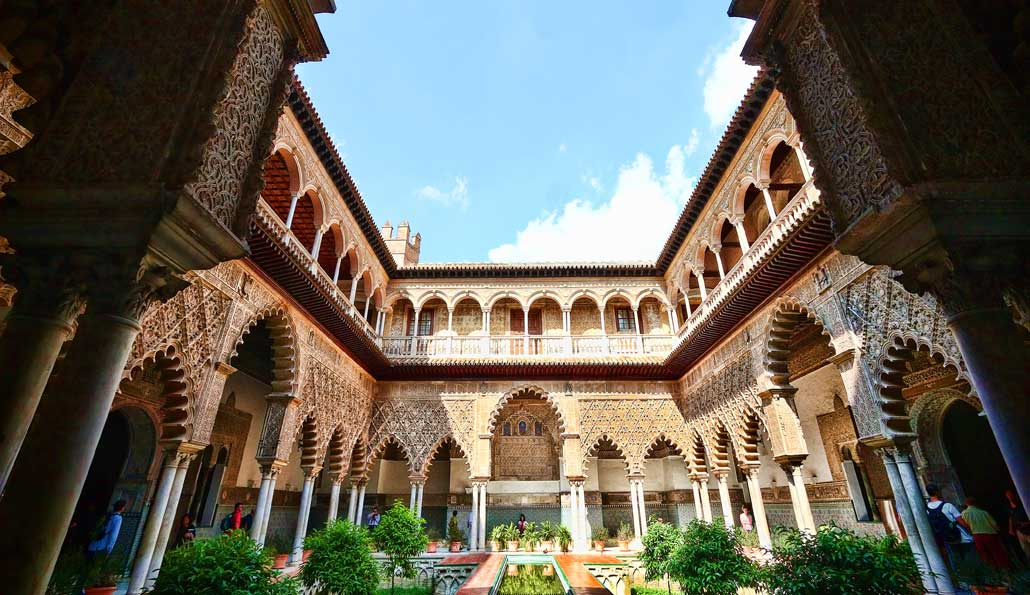 Alcázar of Seville Guided Tour  Nattivus