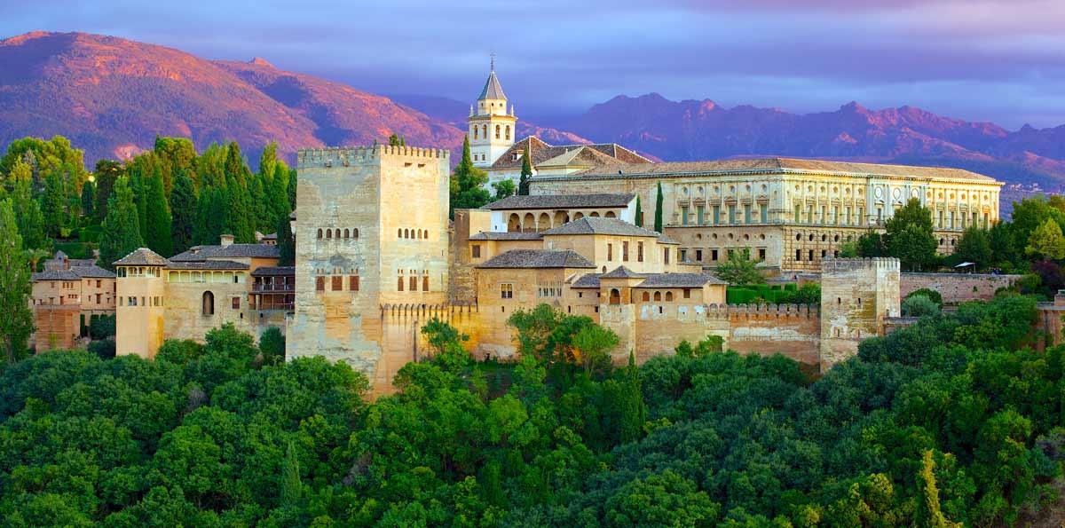 Visita guiada a la Alhambra y Generalife  Nattivus