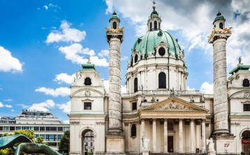 Vienna Private Tour from Budapest