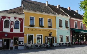 Szentendre Tour by bike & boat