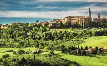 Enogastronomic Tour: Montalcino, Pienza and Montepulciano from Florence