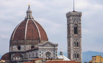 Florence Cathedral and Terraces Tour with access to the Dome