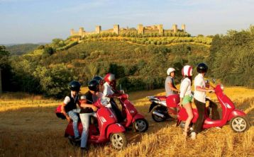 Chianti Tour by Vespa from Florence