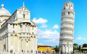 Tuscany Tour: Pisa, San Gimignano & Siena with lunch and dinner
