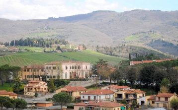 Chianti Tour & Florence from Lucca