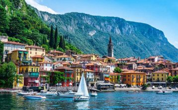 Lake Como and Bellagio Day Tour from Milan