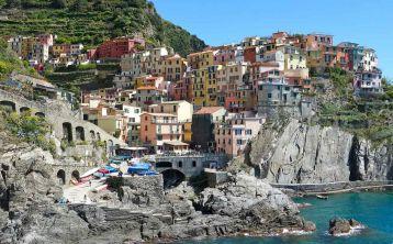Excursión a las Cinque Terre desde Milán