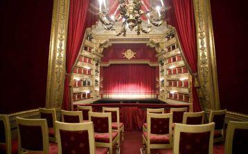 Visita guiada del Teatro alla Scala de Milán