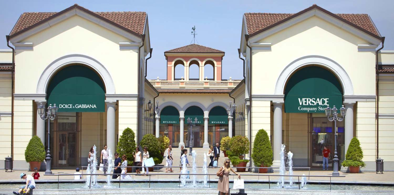 Shopping tour en serravalle outlet desde mil n nattivus for Serravalle outlet milan