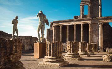 Tour a Pompeya y Nápoles desde Roma
