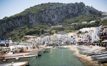 Capri Island & Blue Grotto Day Trip from Rome