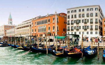 Excursión a Venecia desde Roma en Tren