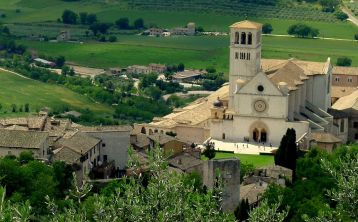 Assisi Day Trip & St Francis Basilica from Rome