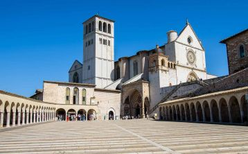 Excursión a Asís, Cortona y Perugia desde Siena