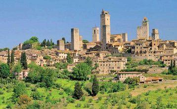 Excursión a San Gimignano desde Siena