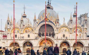 Tour por Venecia con Basílica de San Marcos y Palacio Ducal
