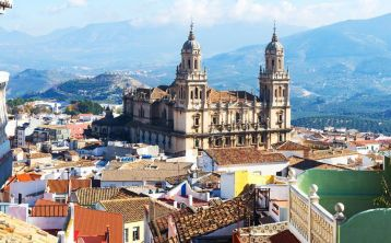 Jaén Walking Tour: Cathedral and Old Quarter