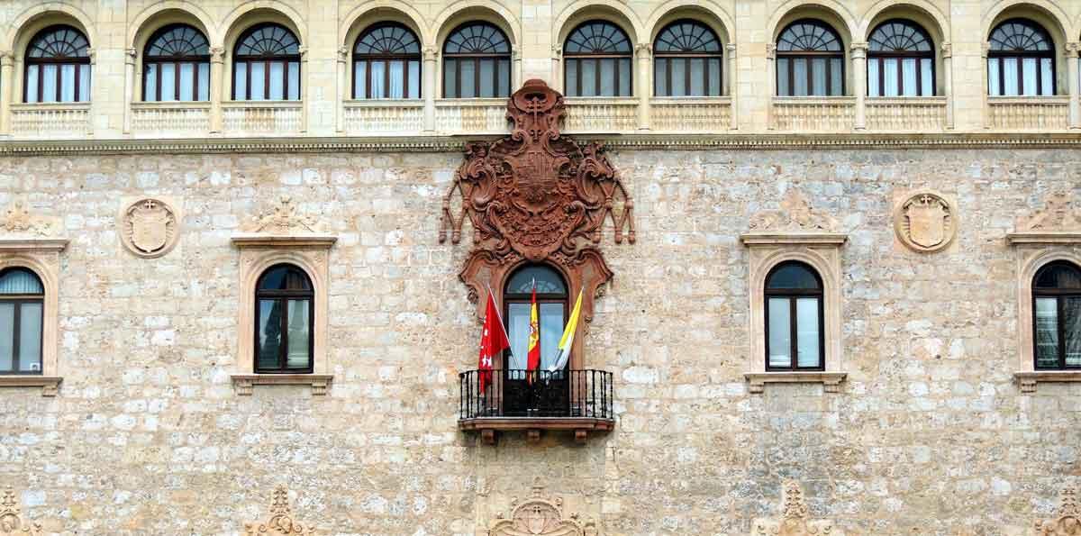 Alcal de henares walking tour nattivus - Fontaneros en alcala de henares ...