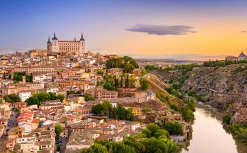 Toledo full day tour with lunch from Madrid