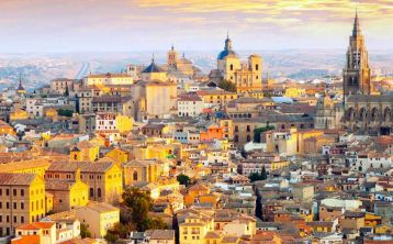 Toledo and  Aranjuez Tour from Madrid