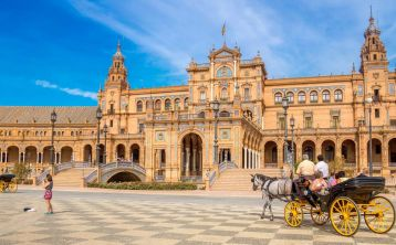 Andalusia, Costa del Sol and Toledo 5-days tour from Madrid