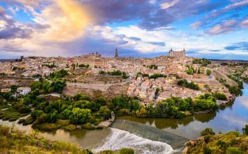 Toledo Tour at your own pace from Madrid & Toledo tourist bus