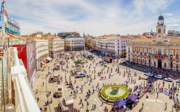Madrid half day Tour