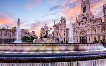 Panorámica por Madrid con Museo del Prado, Reina Sofía y Thyssen