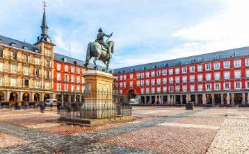 Tour guiado en autobús por Madrid y Excursión a Toledo