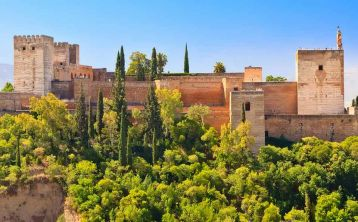 Alhambra & Granada City Full Day Tour from Málaga